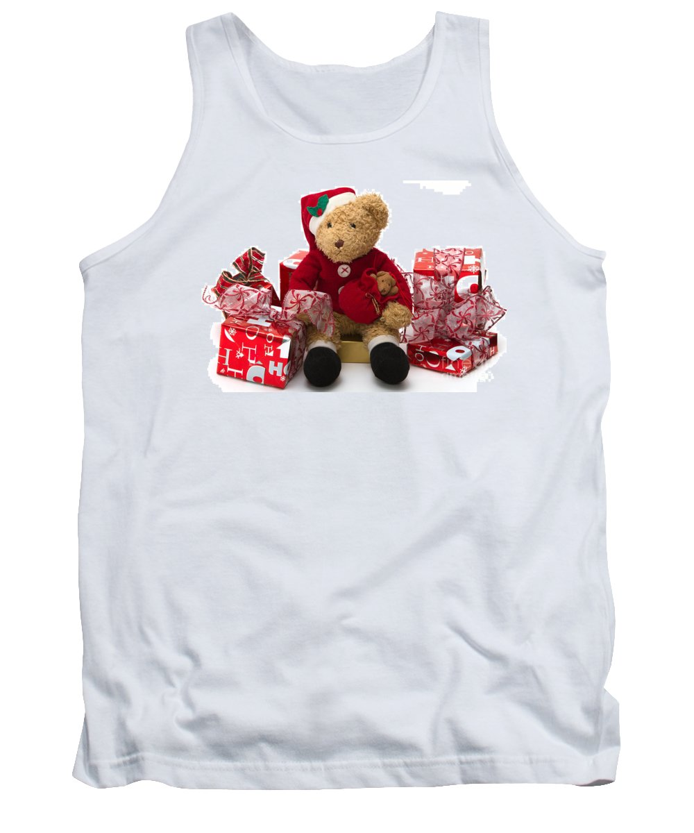 Christmas Tank Top featuring the photograph Christmas Time by Louise Heusinkveld