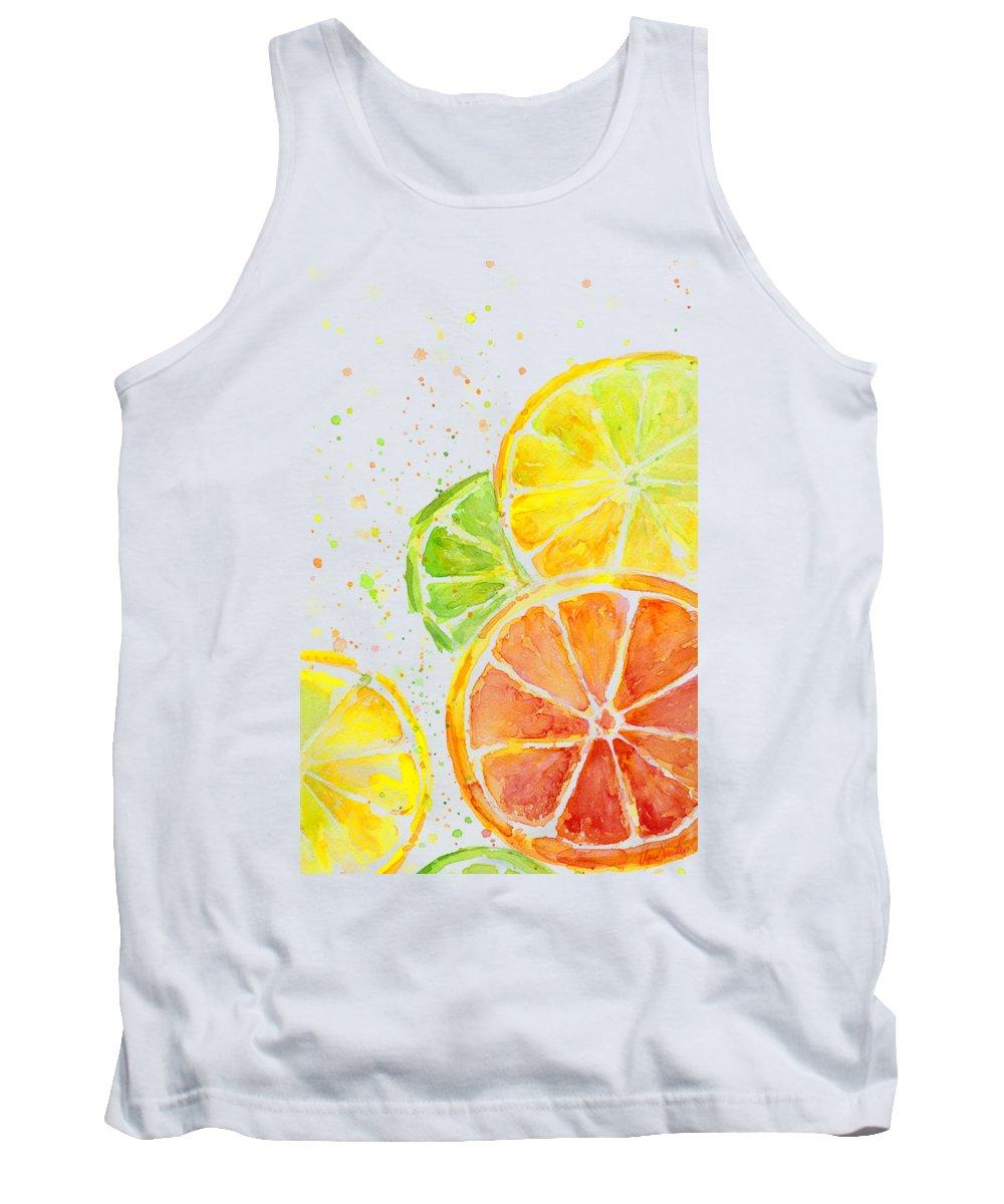 Grapefruit Tank Tops