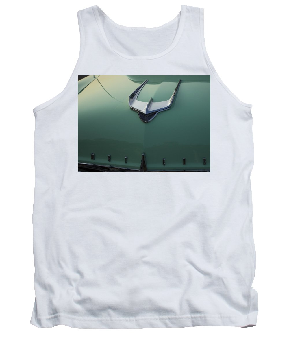 Car Tank Top featuring the photograph Classic Lines by Spencer Bush