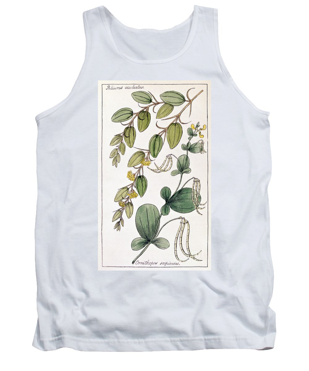 1855 Tank Top featuring the photograph Colosseum: Flower by Granger