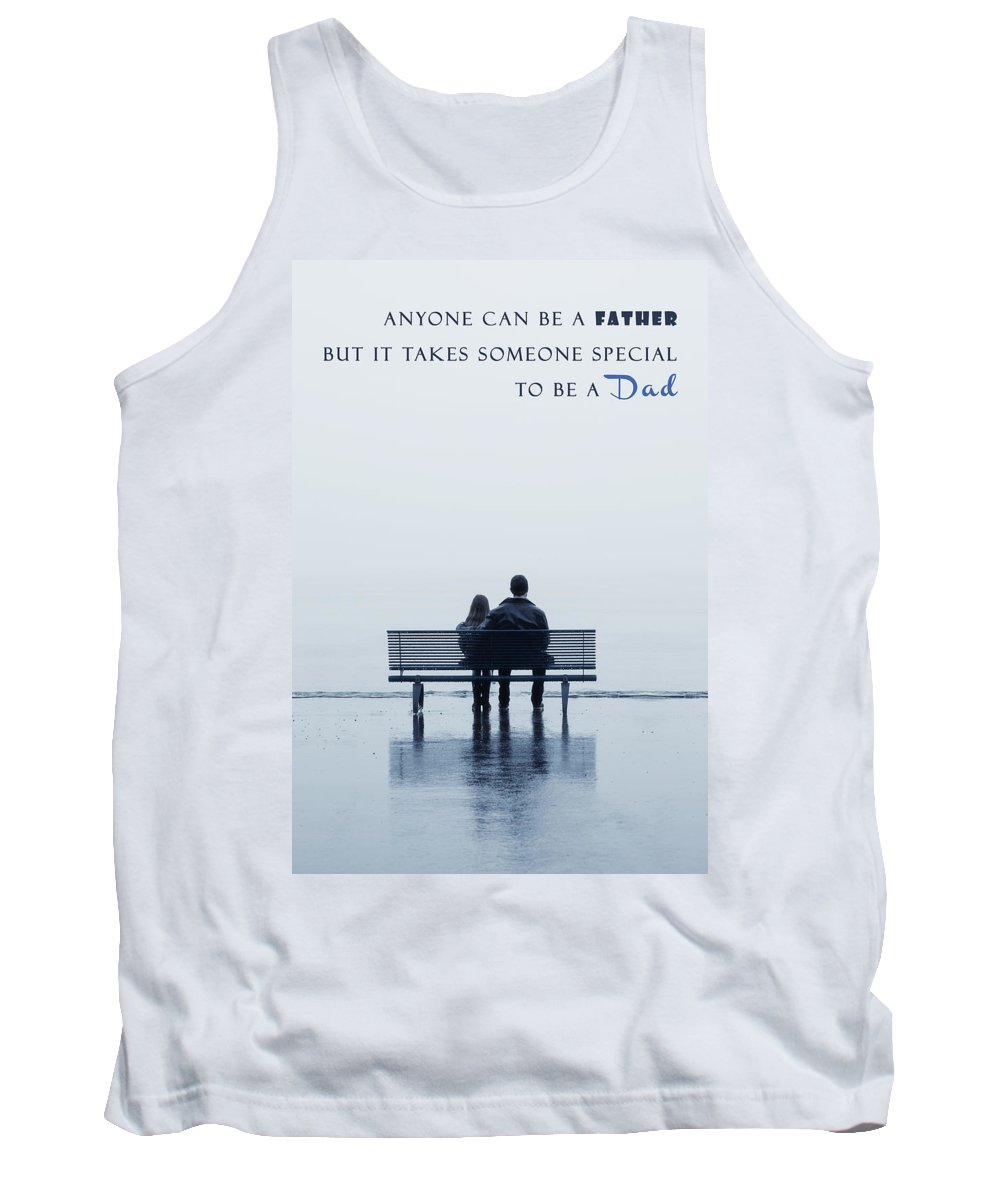 Male Tank Top featuring the photograph Dad by Joana Kruse