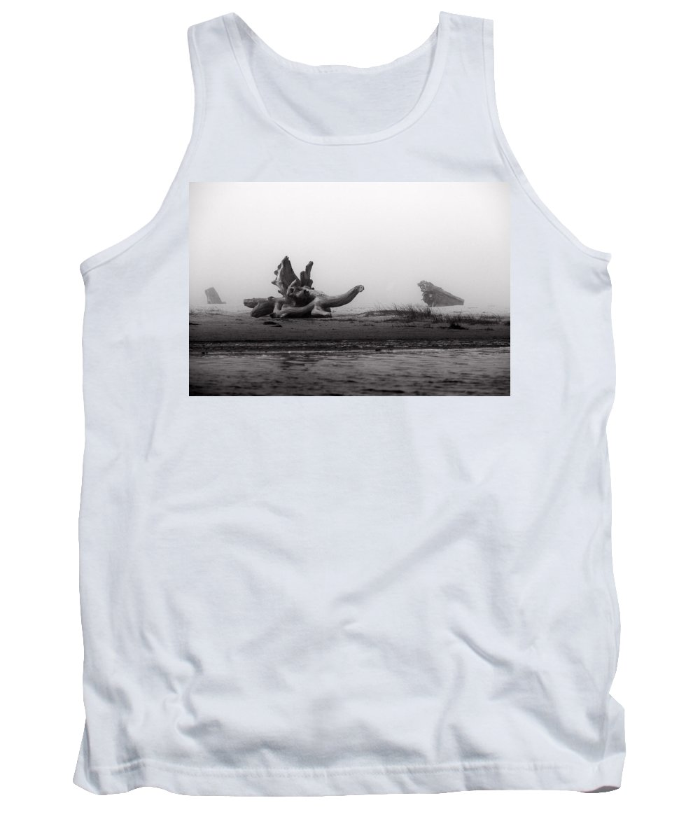 Dragon Tank Top featuring the photograph Dragonwood II by Randall Ingalls