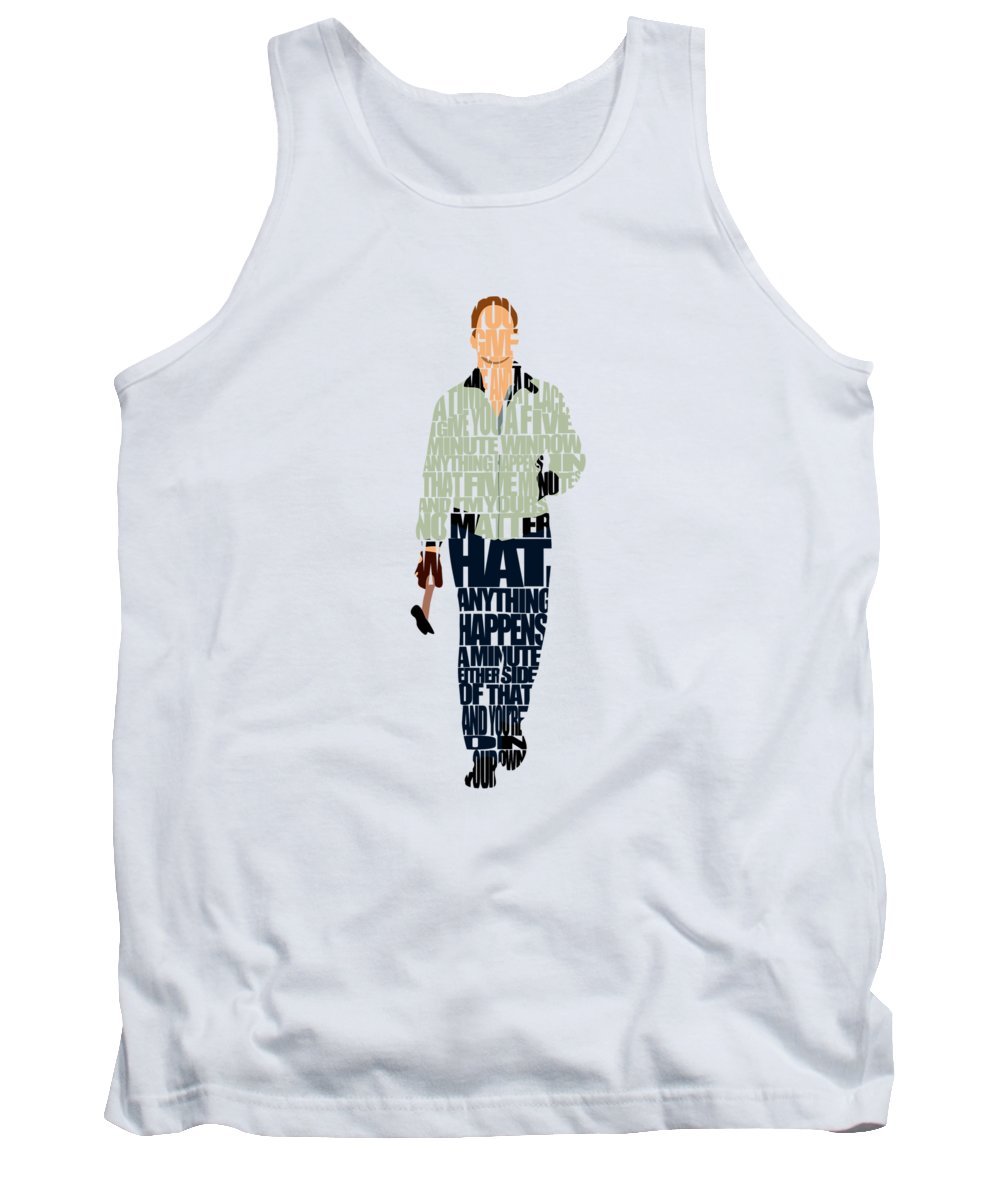 Gosling Digital Art Tank Tops