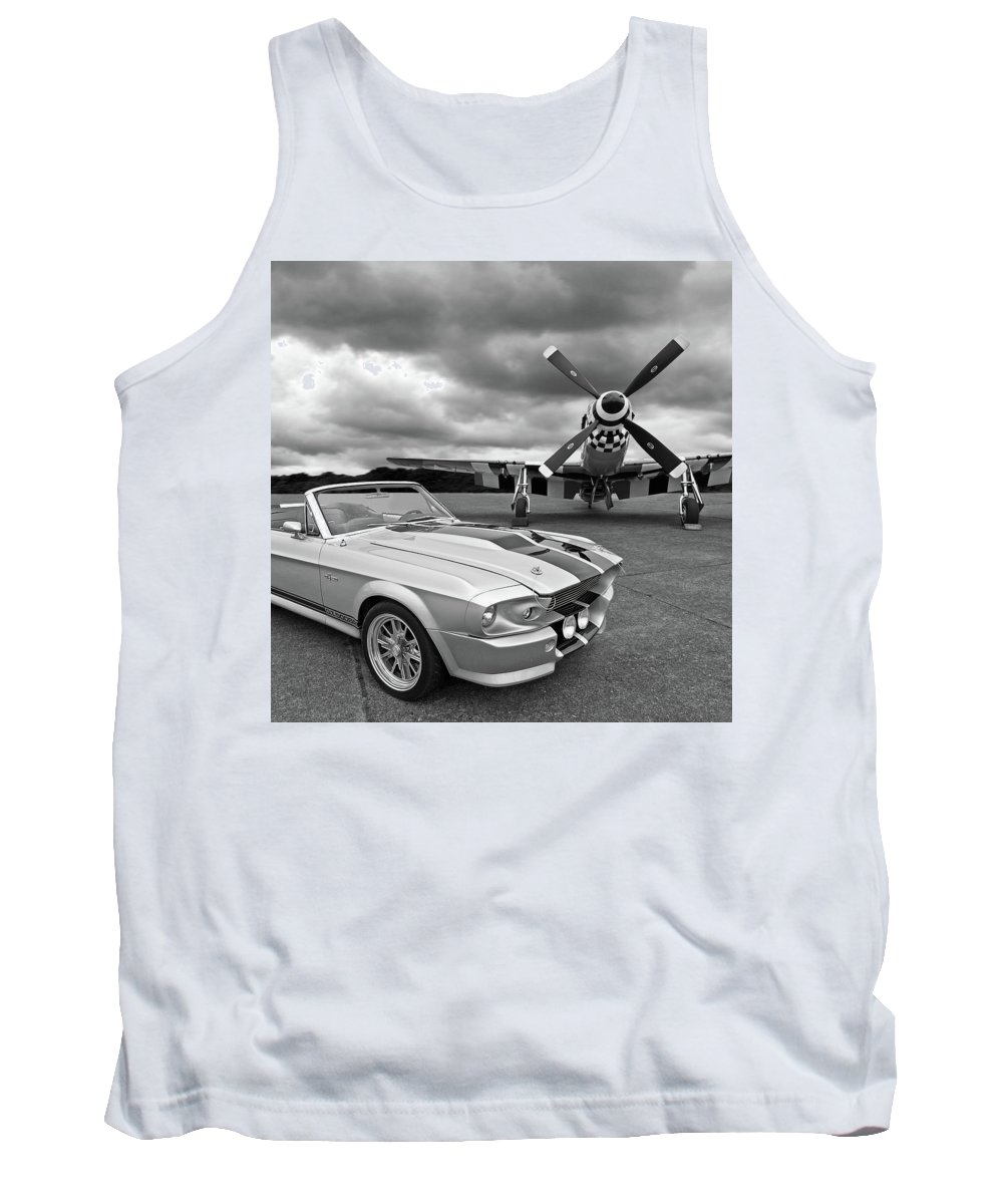 Old World Tank Tops
