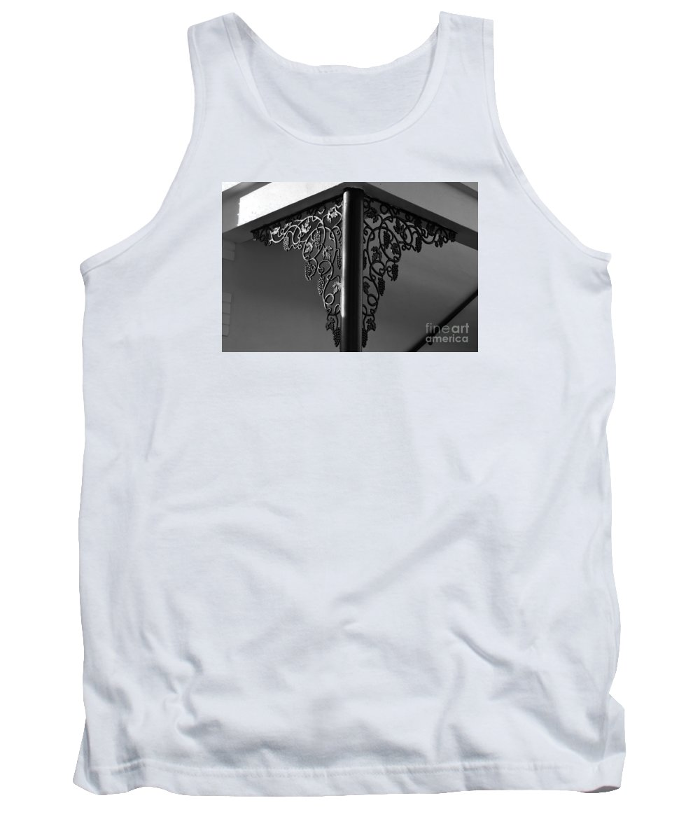 Tank Top featuring the photograph Esquina by Lenin Caraballo