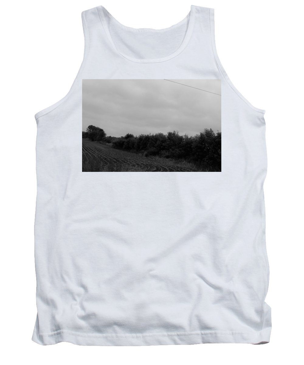 Tank Top featuring the photograph Field 2 by John Bichler