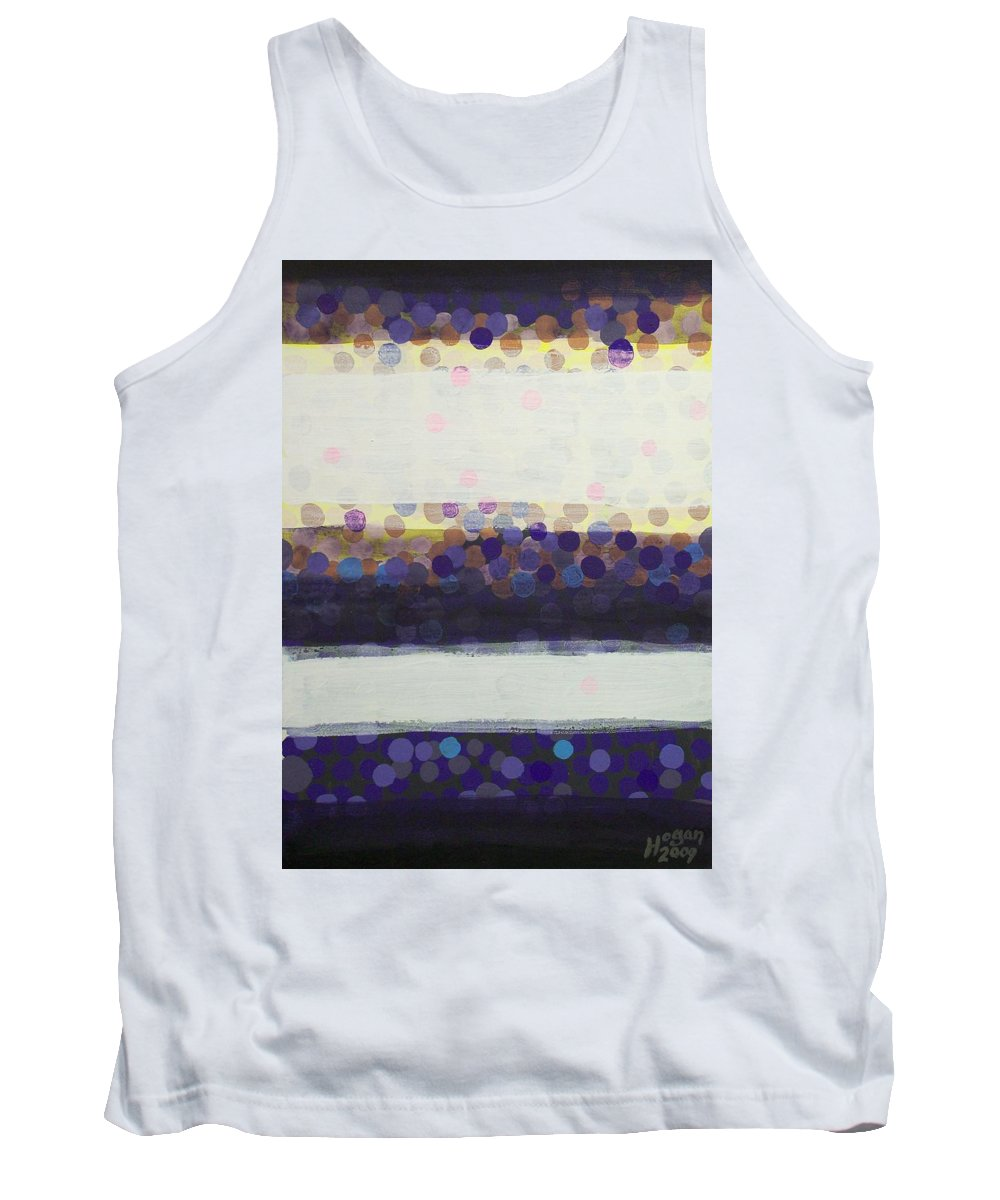 Final Moments Tank Top featuring the painting Final Moments by Alan Hogan