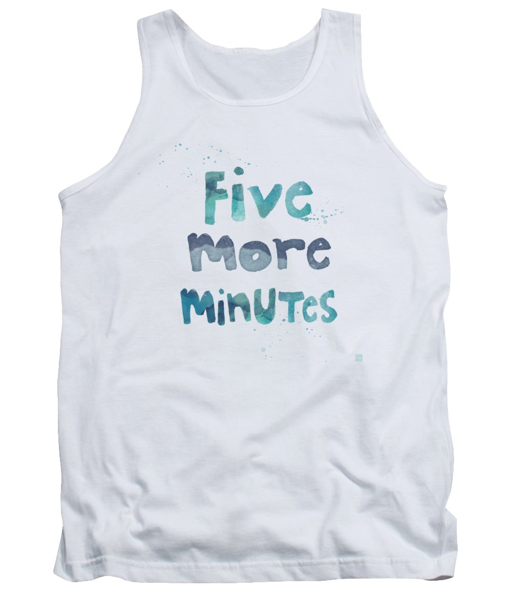 Forest Paintings Tank Tops