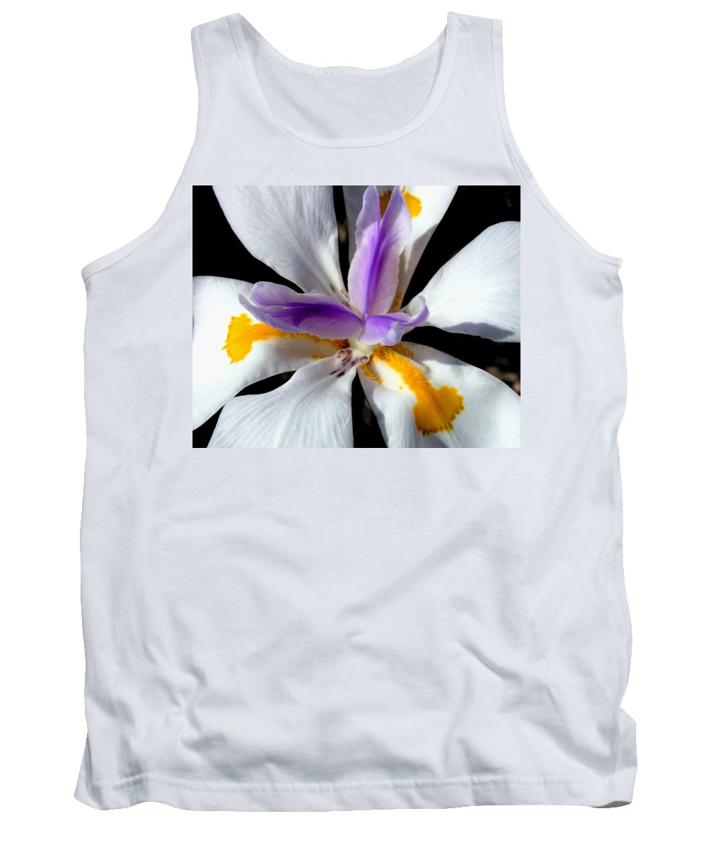 Flowers Tank Top featuring the photograph Flower by Anthony Jones
