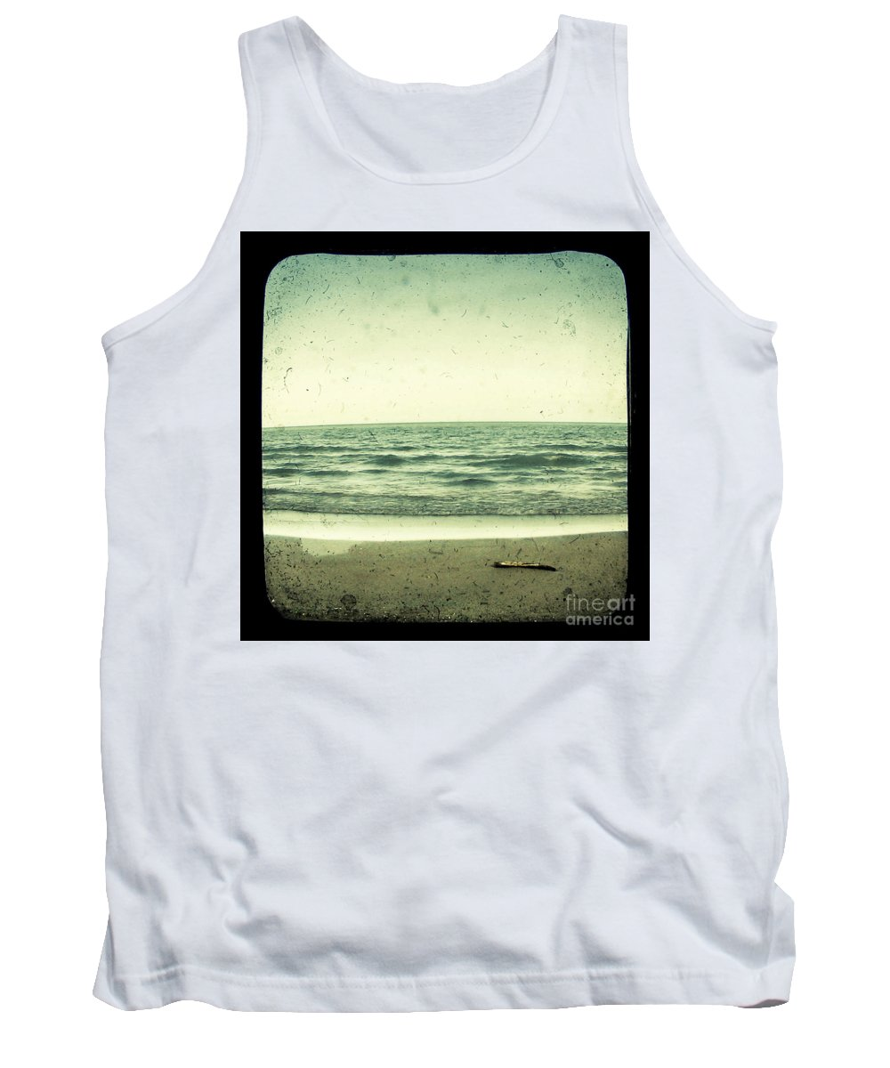 Ttv Tank Top featuring the photograph Forget Yesterday by Dana DiPasquale