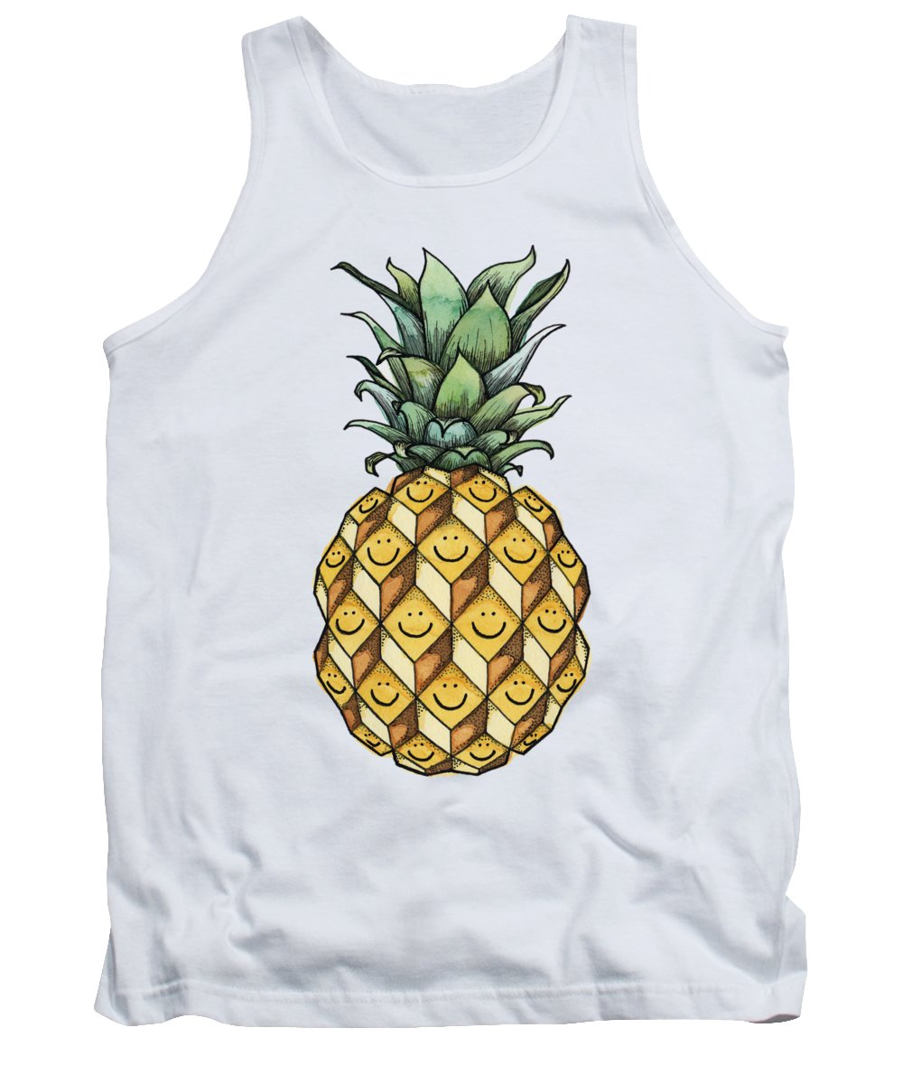 Pineapple Tank Tops