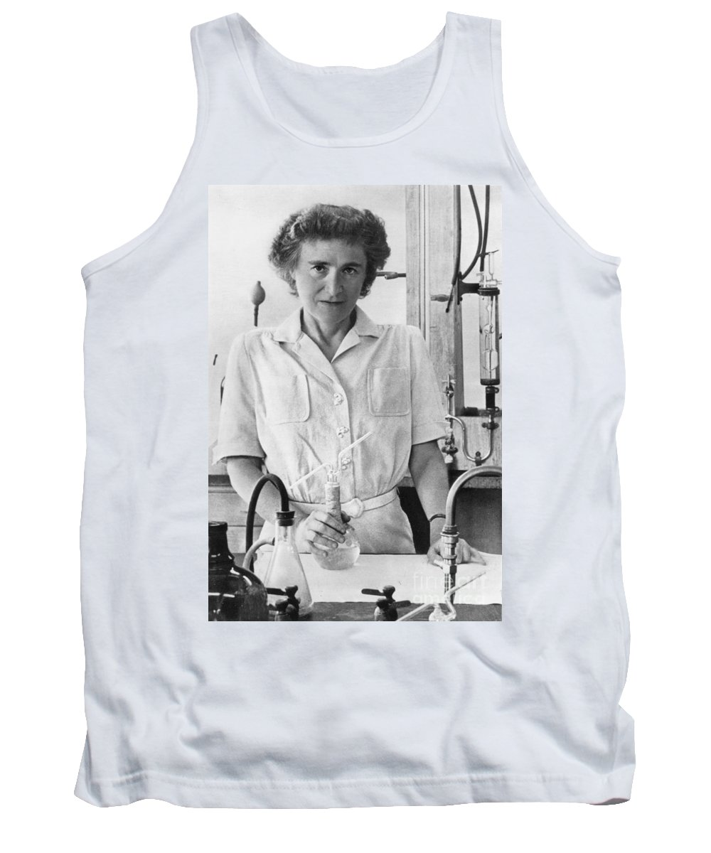 20th Century Tank Top featuring the photograph Gerty Theresa Cori by Granger