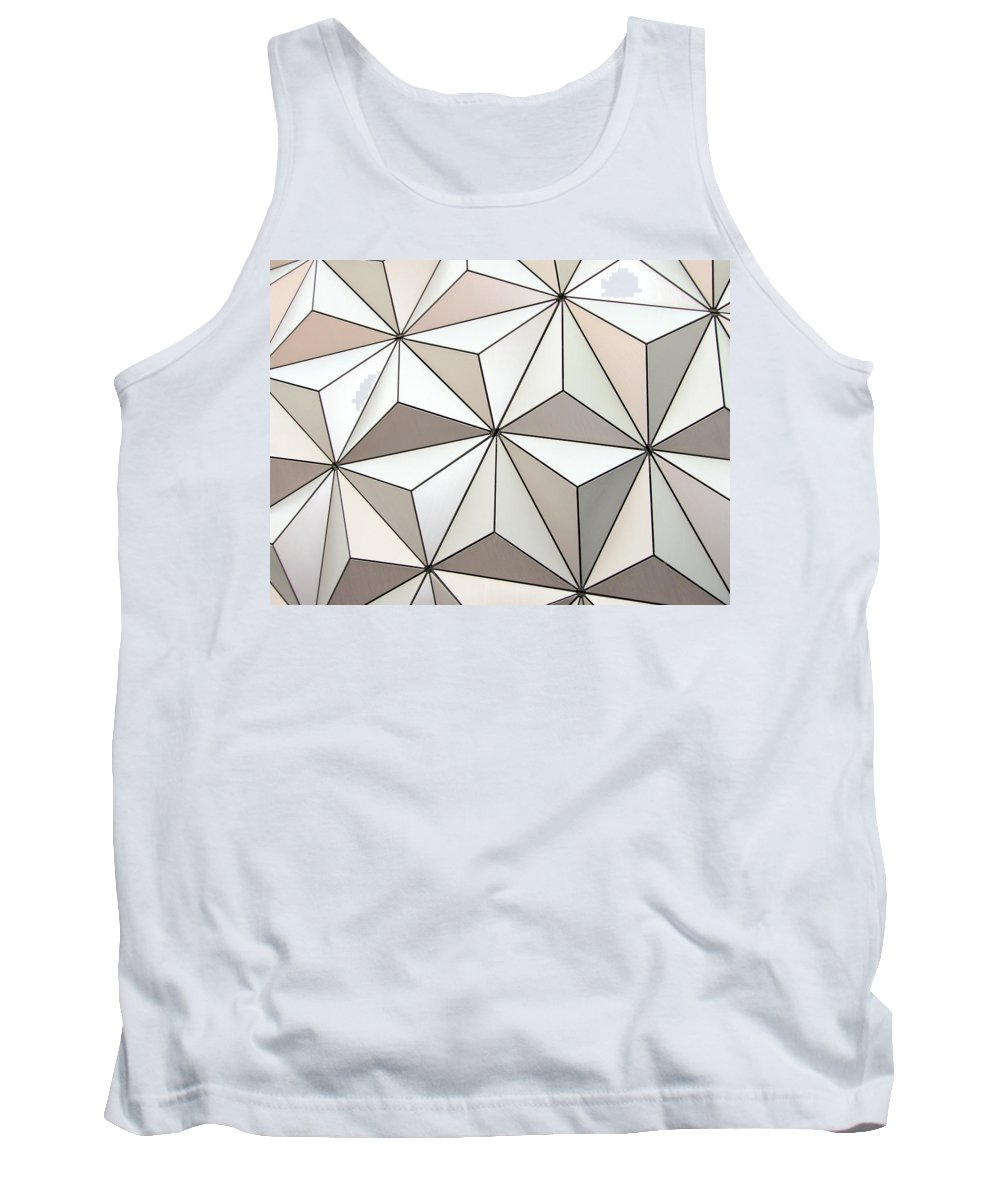 Globe Tank Top featuring the photograph Globe by Are Lund