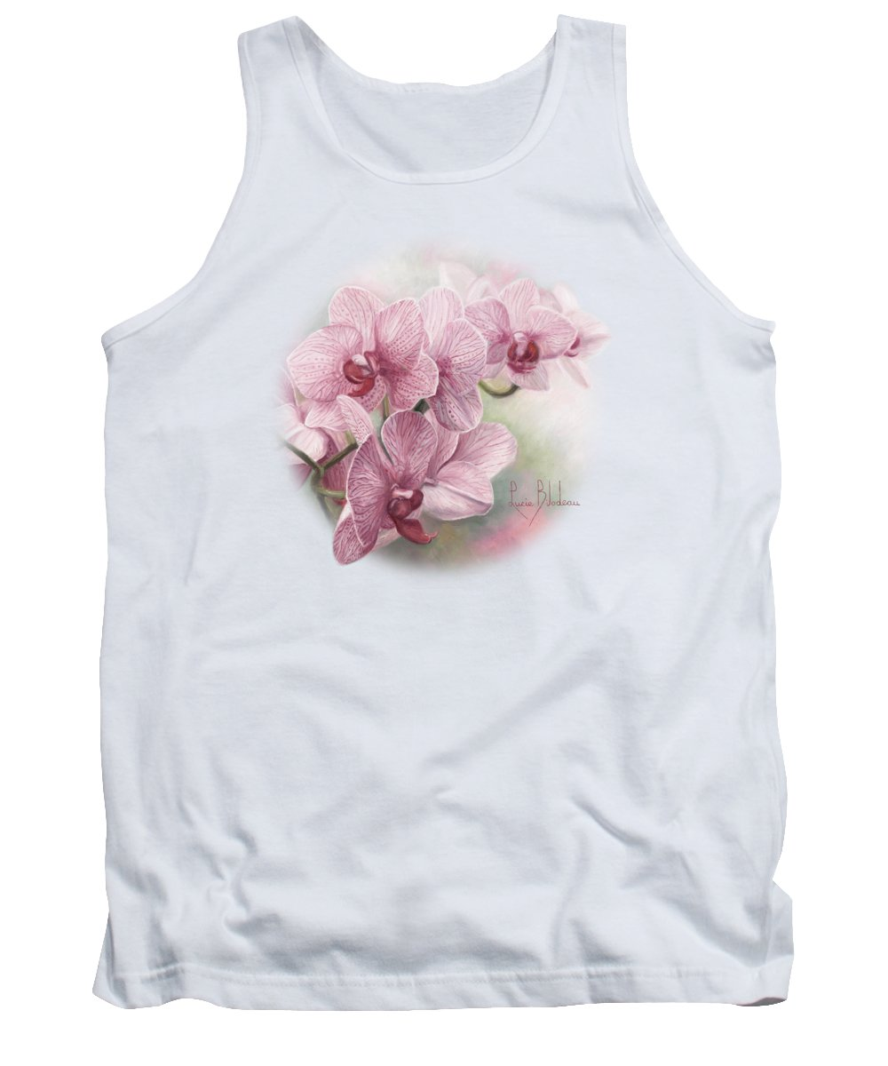 Orchid Tank Tops