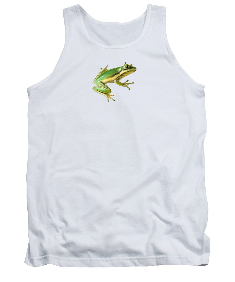 Frogs Tank Tops