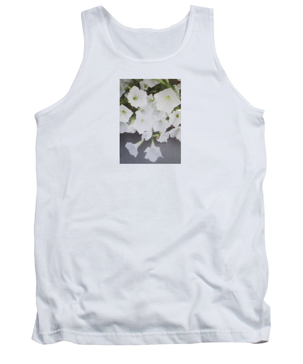 Photography Tank Top featuring the painting Greeting Card/sympathy Card by Glenda Crigger
