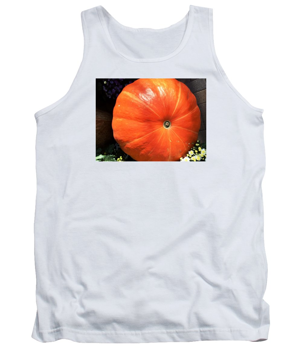Halowveen Tank Top featuring the photograph Halowveen Days by Baljit Chadha