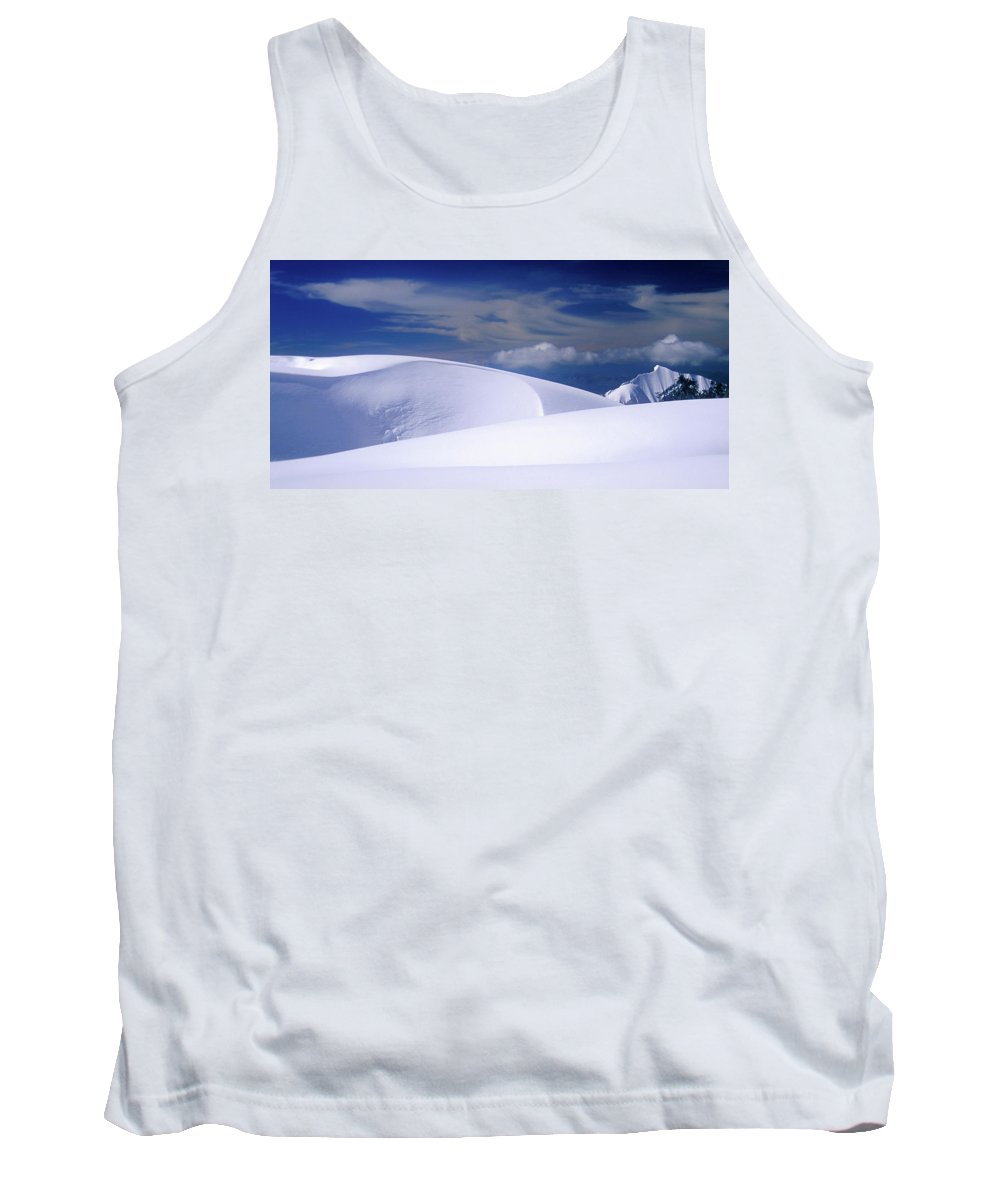 Alone Tank Top featuring the photograph Harmony by Konstantin Dikovsky