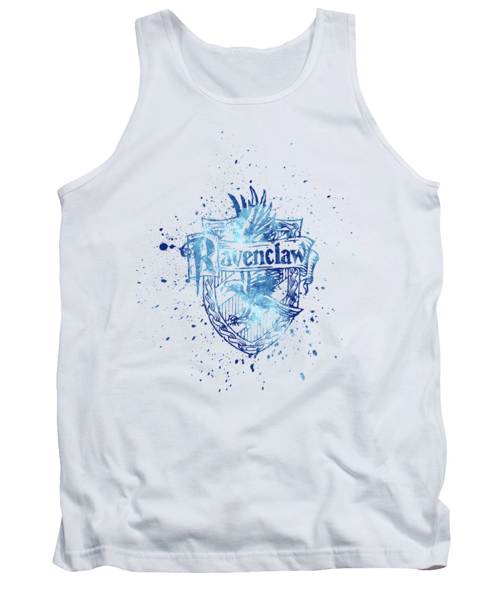 56361983 Harry Potter Ravenclaw House Silhouette Tank Top for Sale by Pablo Romero