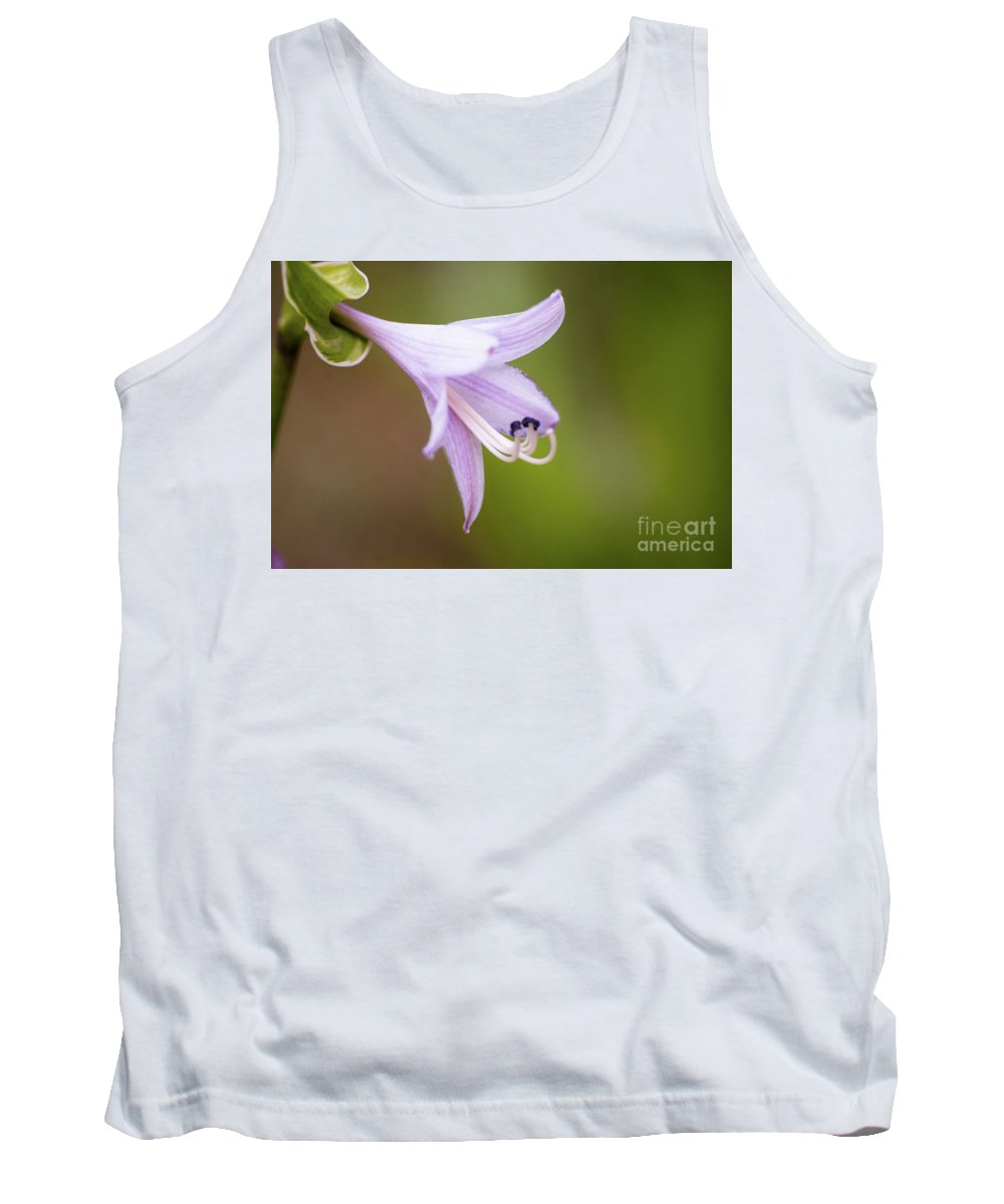 Hosta Tank Top featuring the photograph Hosta by Kevin Gladwell