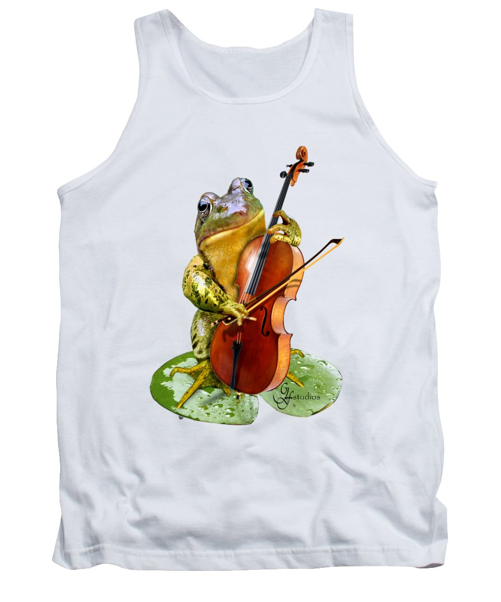 Lilies Tank Tops