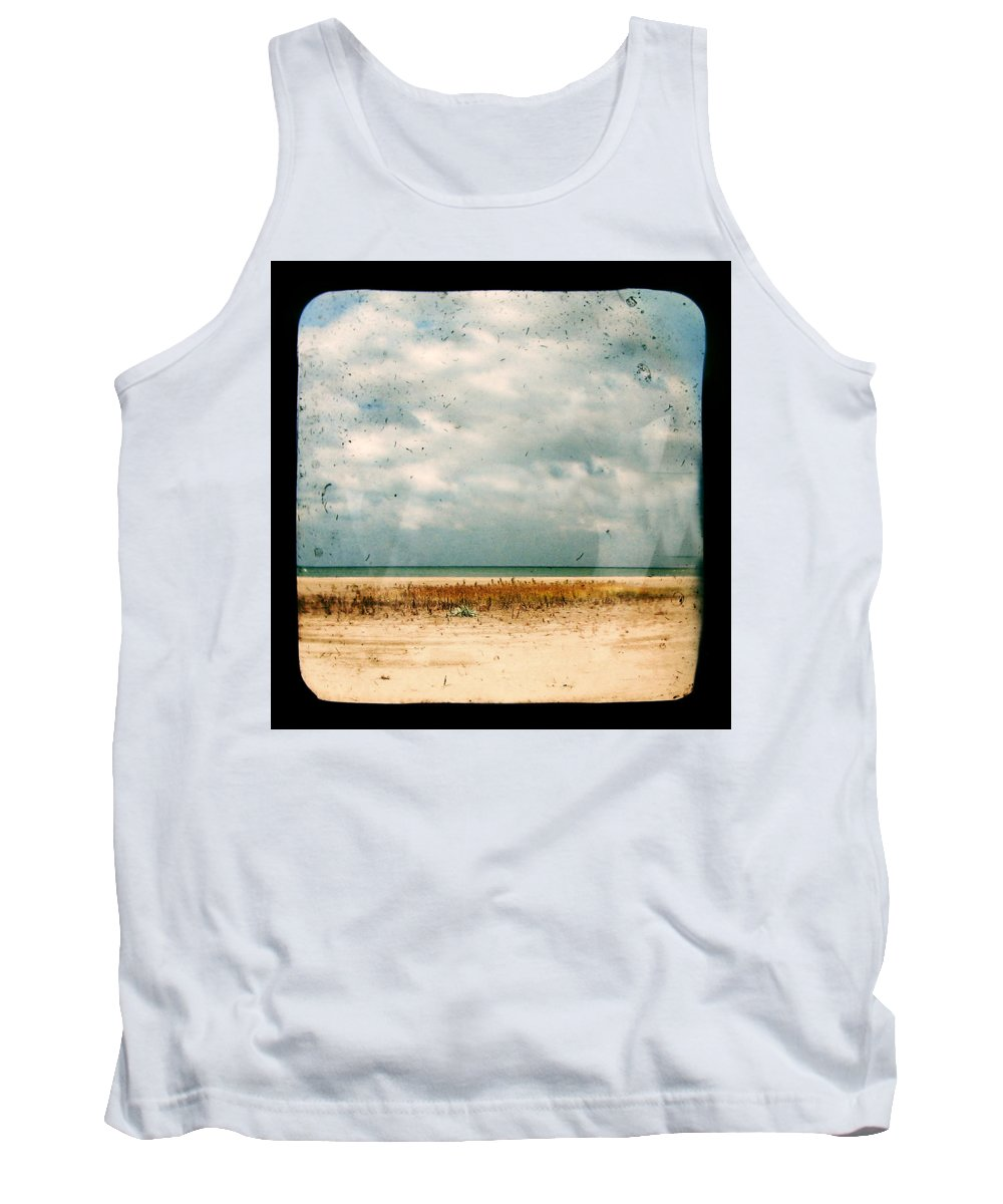 Dipasquale Tank Top featuring the photograph I Honestly Believed by Dana DiPasquale