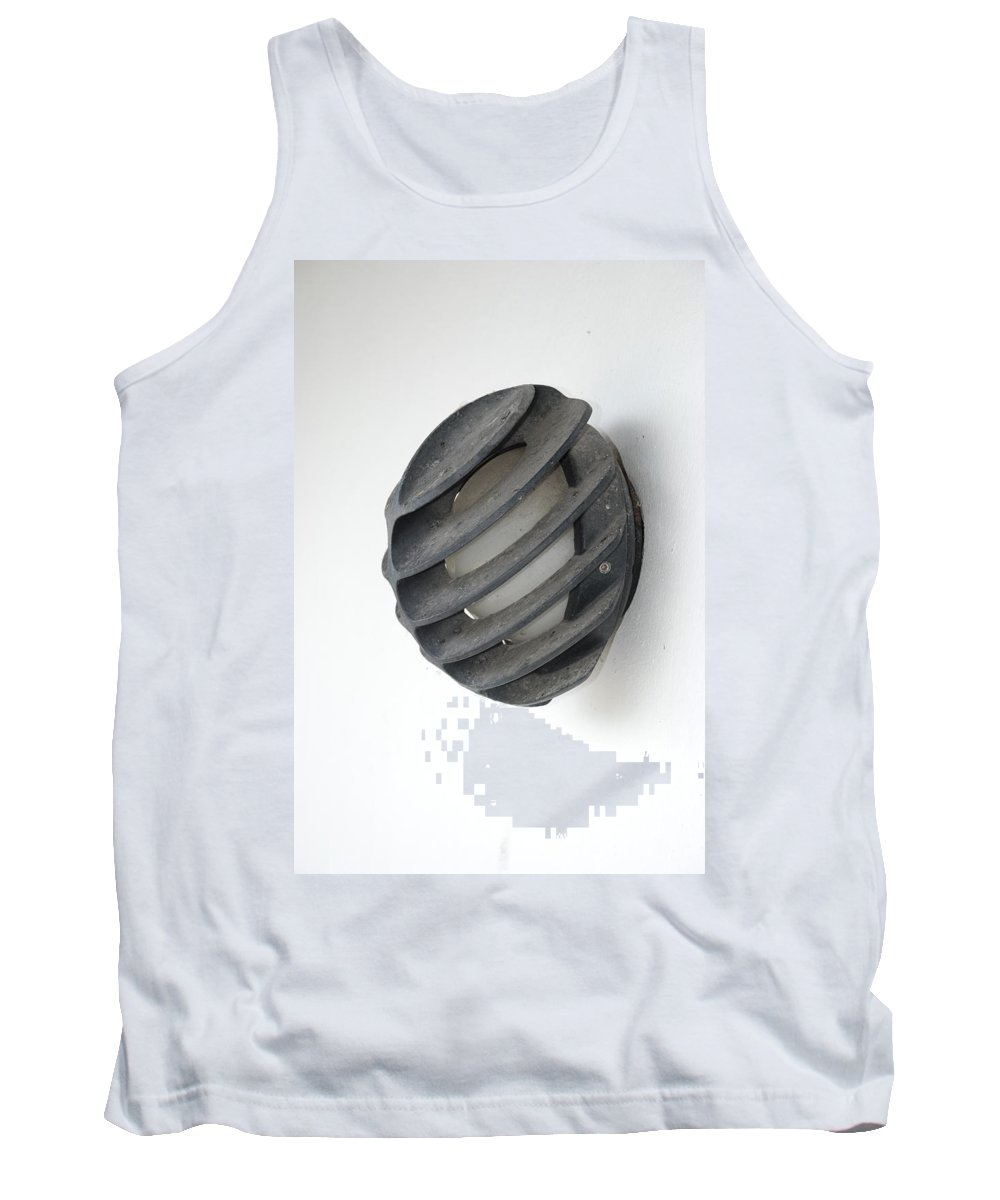 Japanese Tank Top featuring the photograph Japanese Shell Lamp by Rob Hans