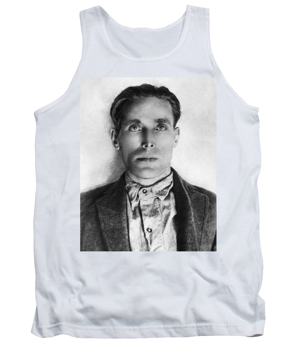 1914 Tank Top featuring the photograph Joe Hill (1879-1915) by Granger