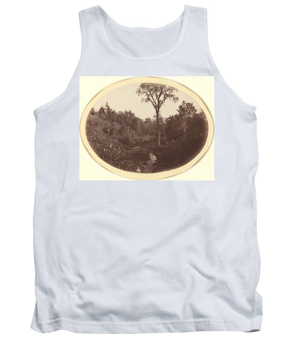 Tank Top featuring the photograph Landscape Near Williams College by George K. Warren