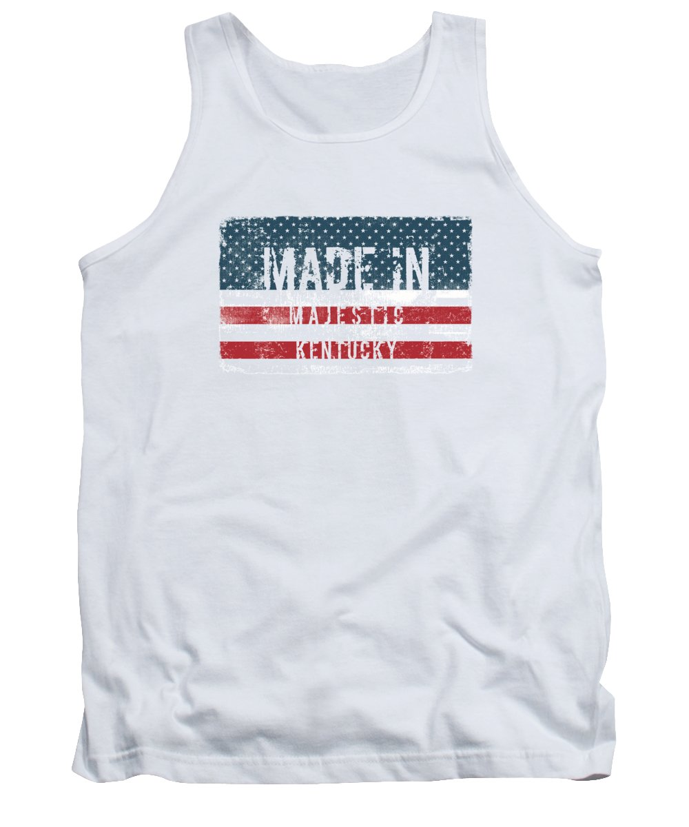 Majestic Tank Tops