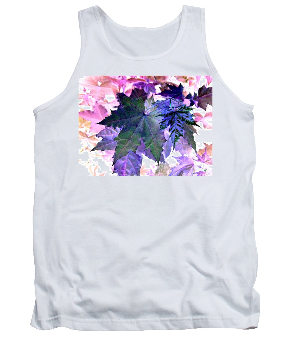 Dramatic Tank Top featuring the photograph Maple Magnetism by Will Borden