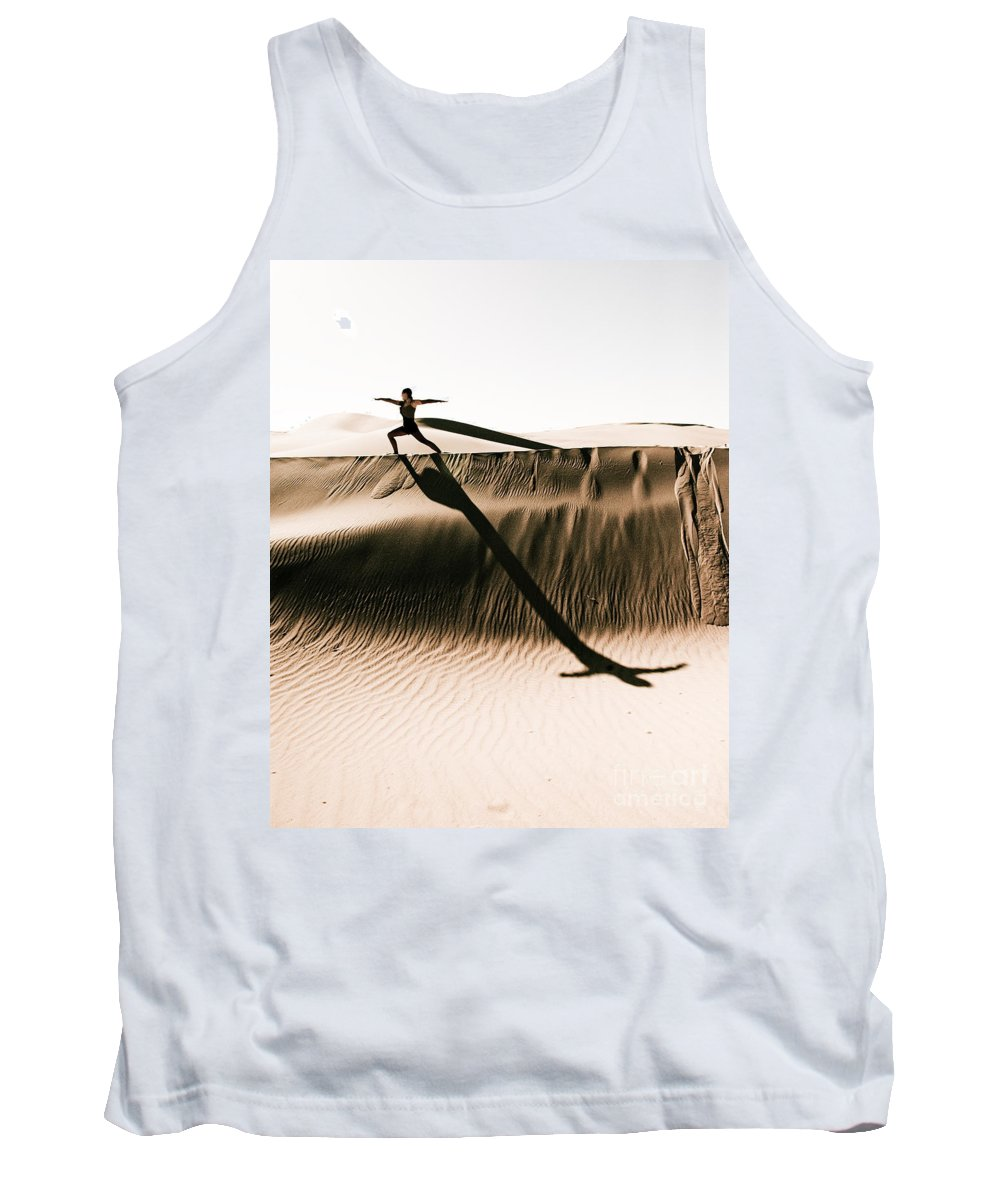 Yoga Tank Top featuring the photograph Mid Morning Anthem by Scott Sawyer