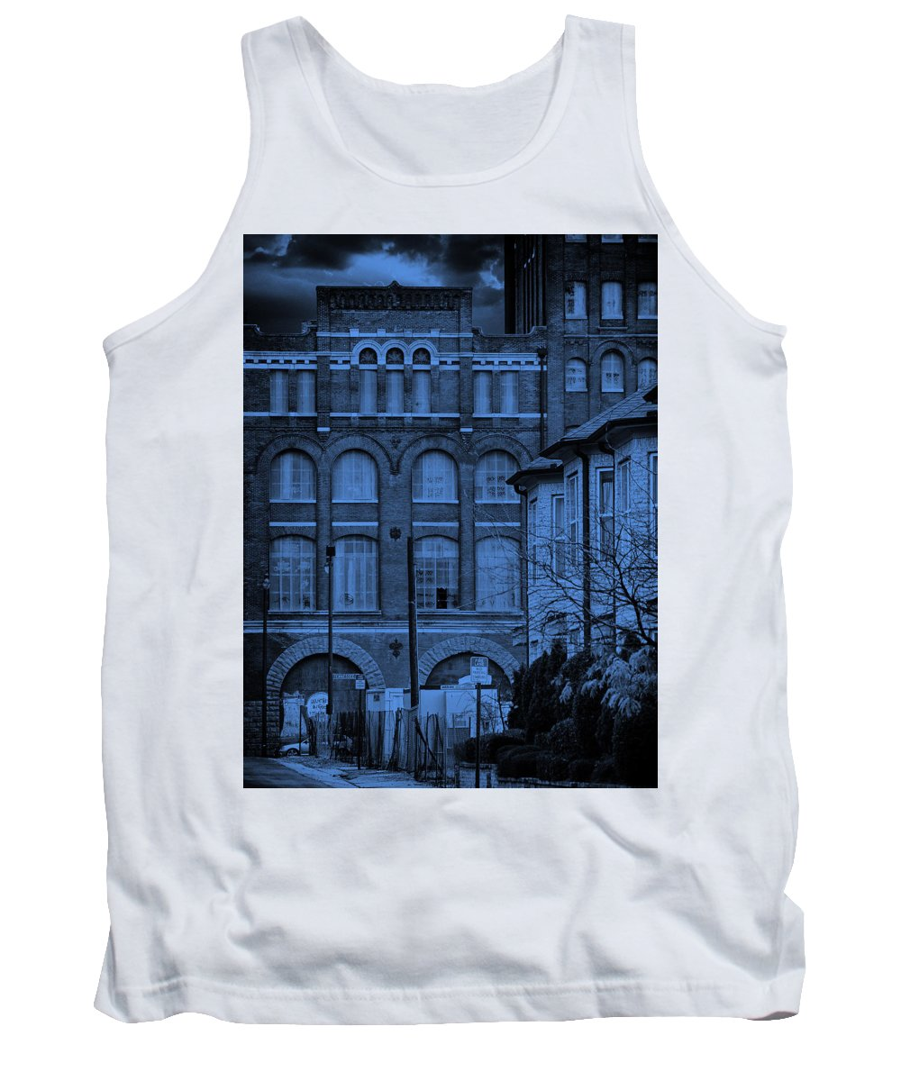 Brewery Tank Top featuring the photograph Midnight Special by Ajit Pillai