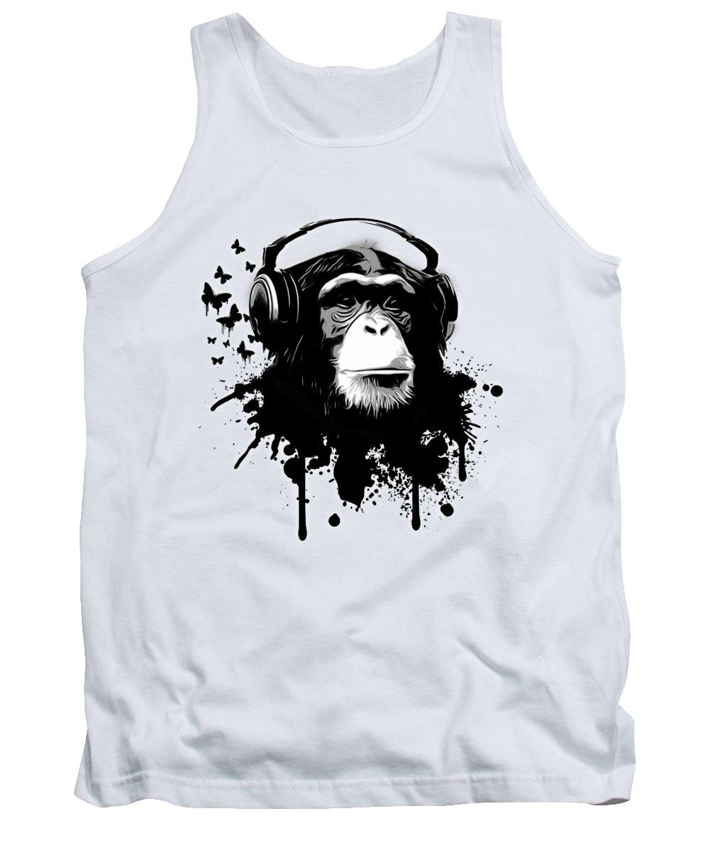 Chimpanzee Tank Tops