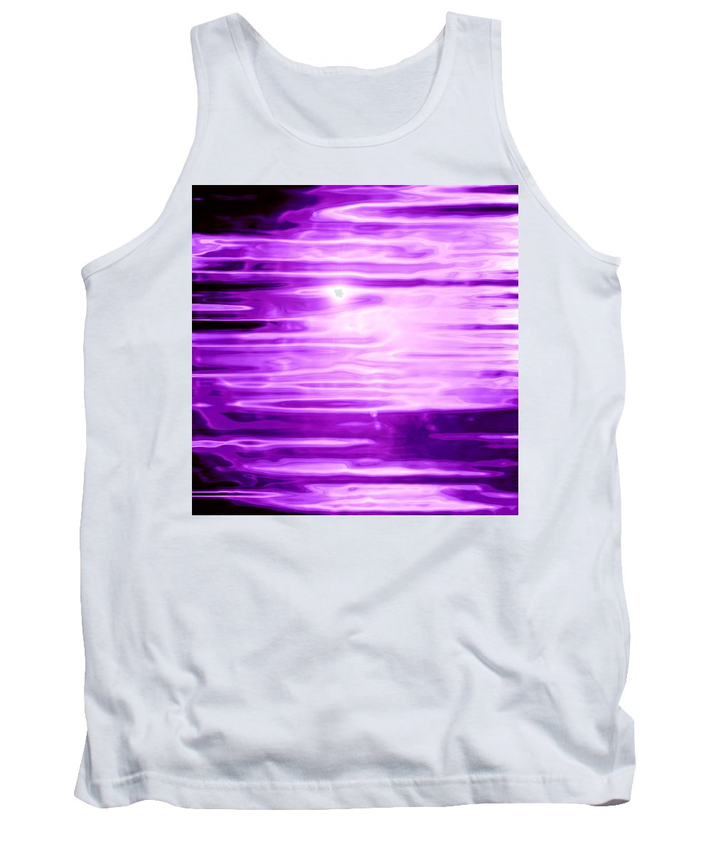Moveonart! Digital Gallery Tank Top featuring the digital art Moveonart Dreaming More Frequently by Jacob Kanduch