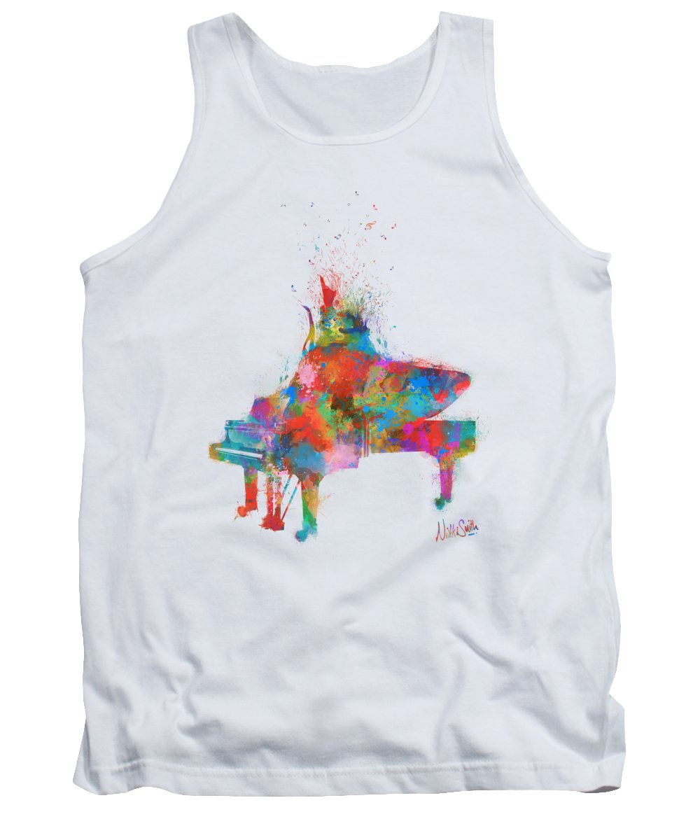 Passionate Tank Tops