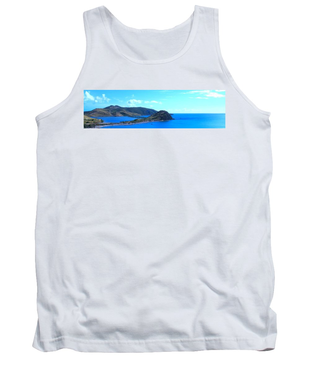 St Kitts Tank Top featuring the photograph Panhandle by Ian MacDonald