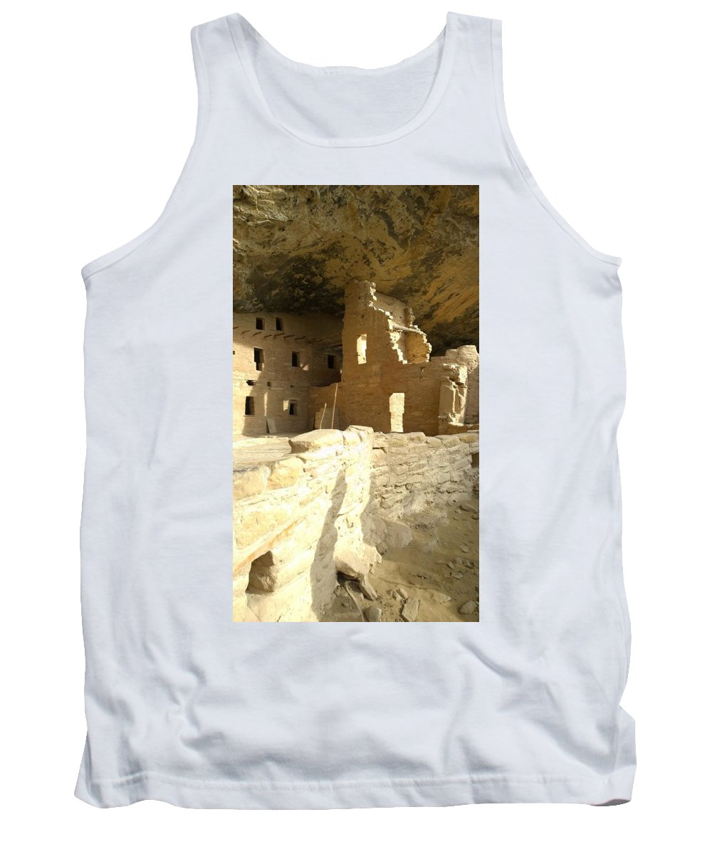 Tank Top featuring the photograph Pic 6 by Judy Henninger