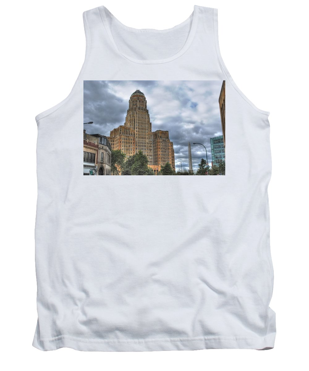 Tank Top featuring the photograph Piercing The Heavens by Michael Frank Jr