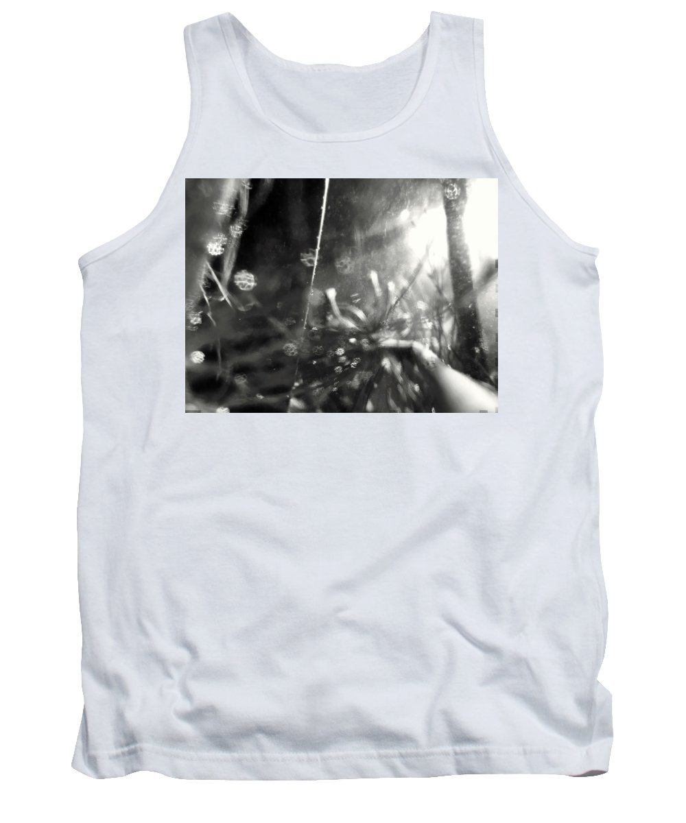 Landscape Tank Top featuring the photograph Pirateship Wreck by Michael Van Huffel