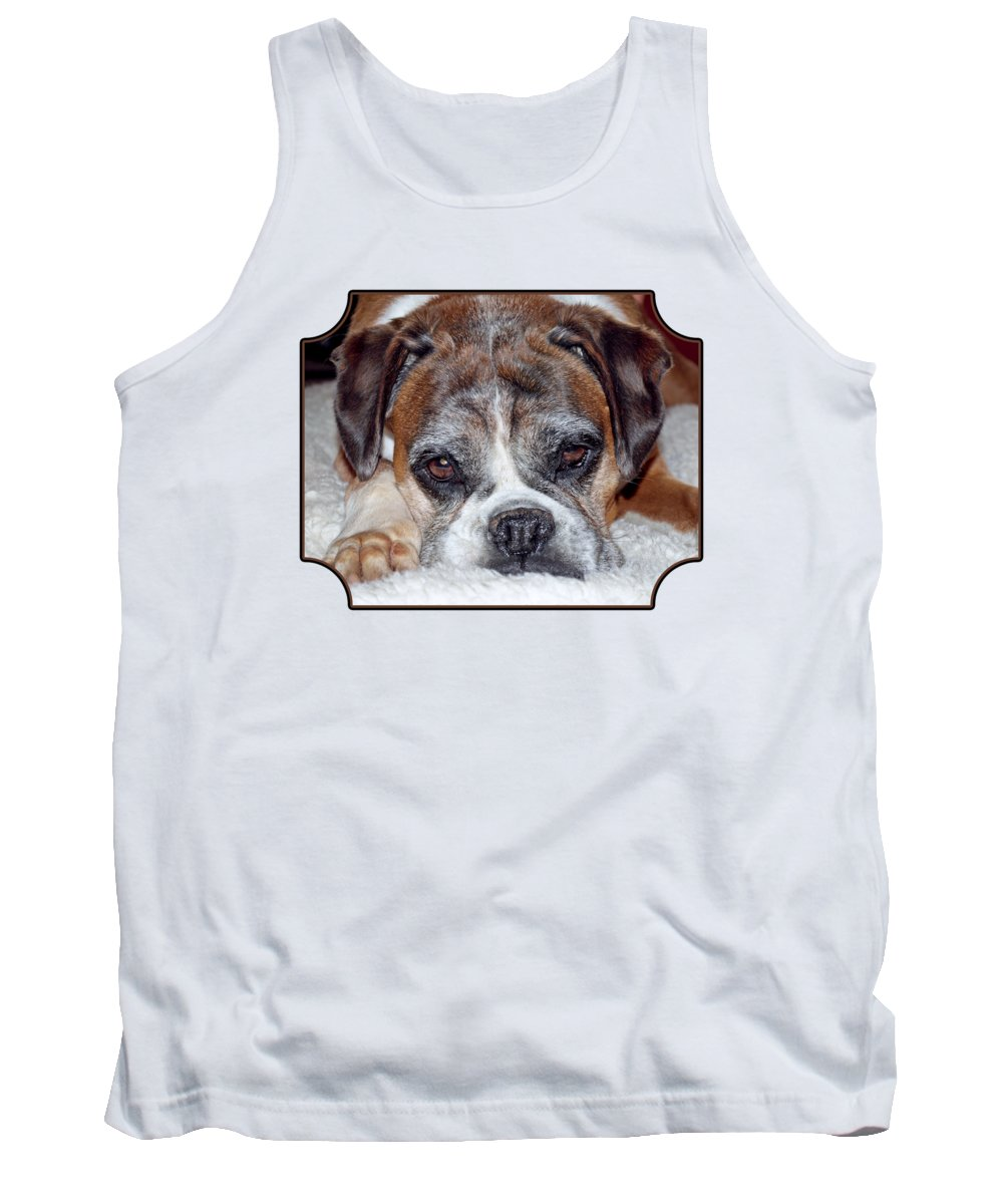 Canine Tank Tops
