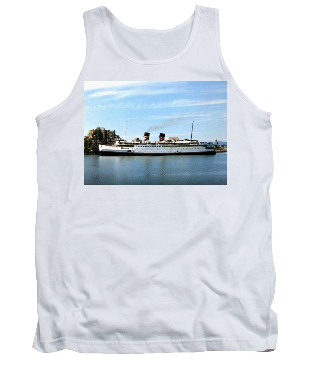 Princess Marguerite Tank Top featuring the photograph Princess Marguerite by Will Borden