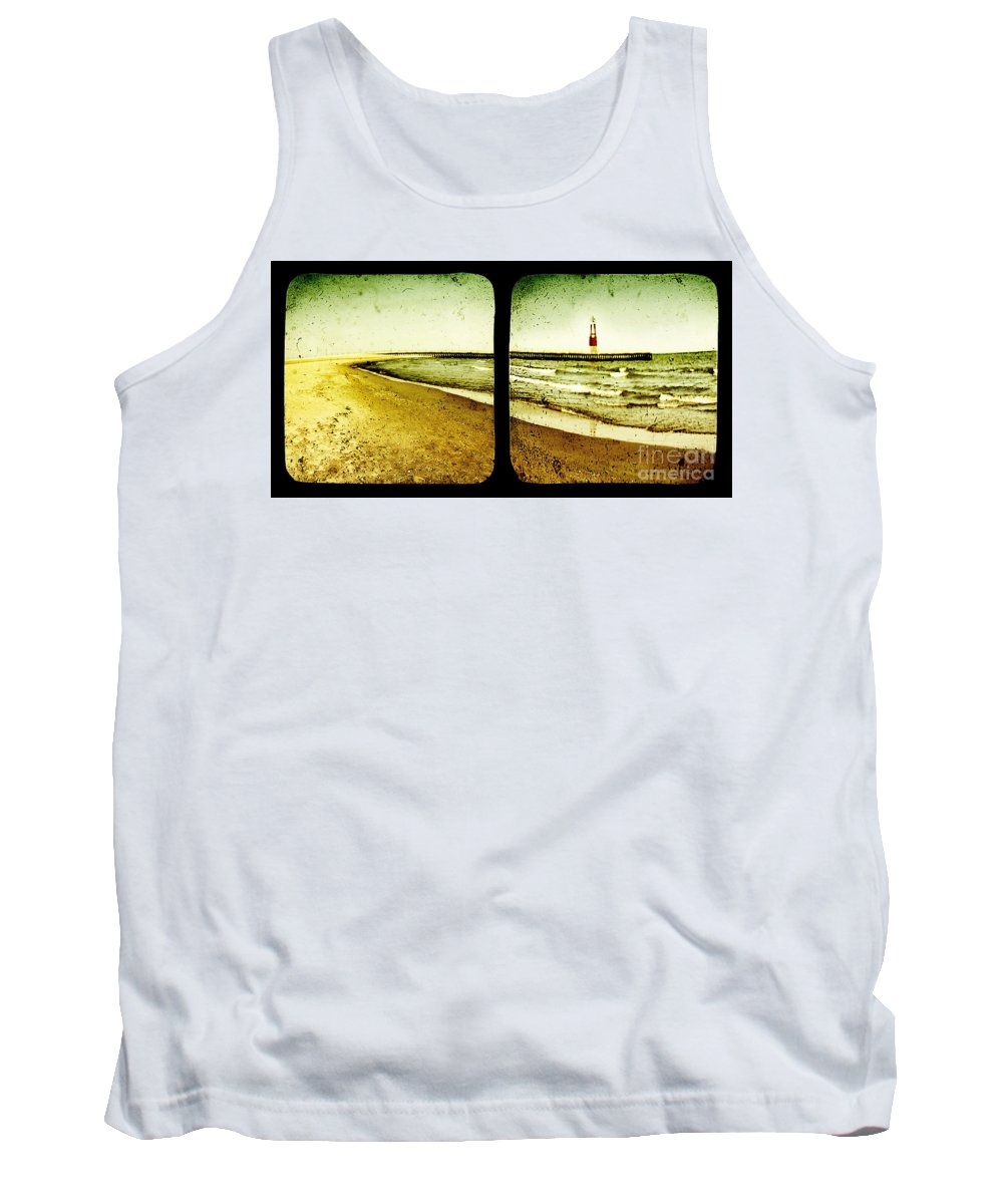 Ttv Tank Top featuring the photograph Reaching For Your Hand by Dana DiPasquale
