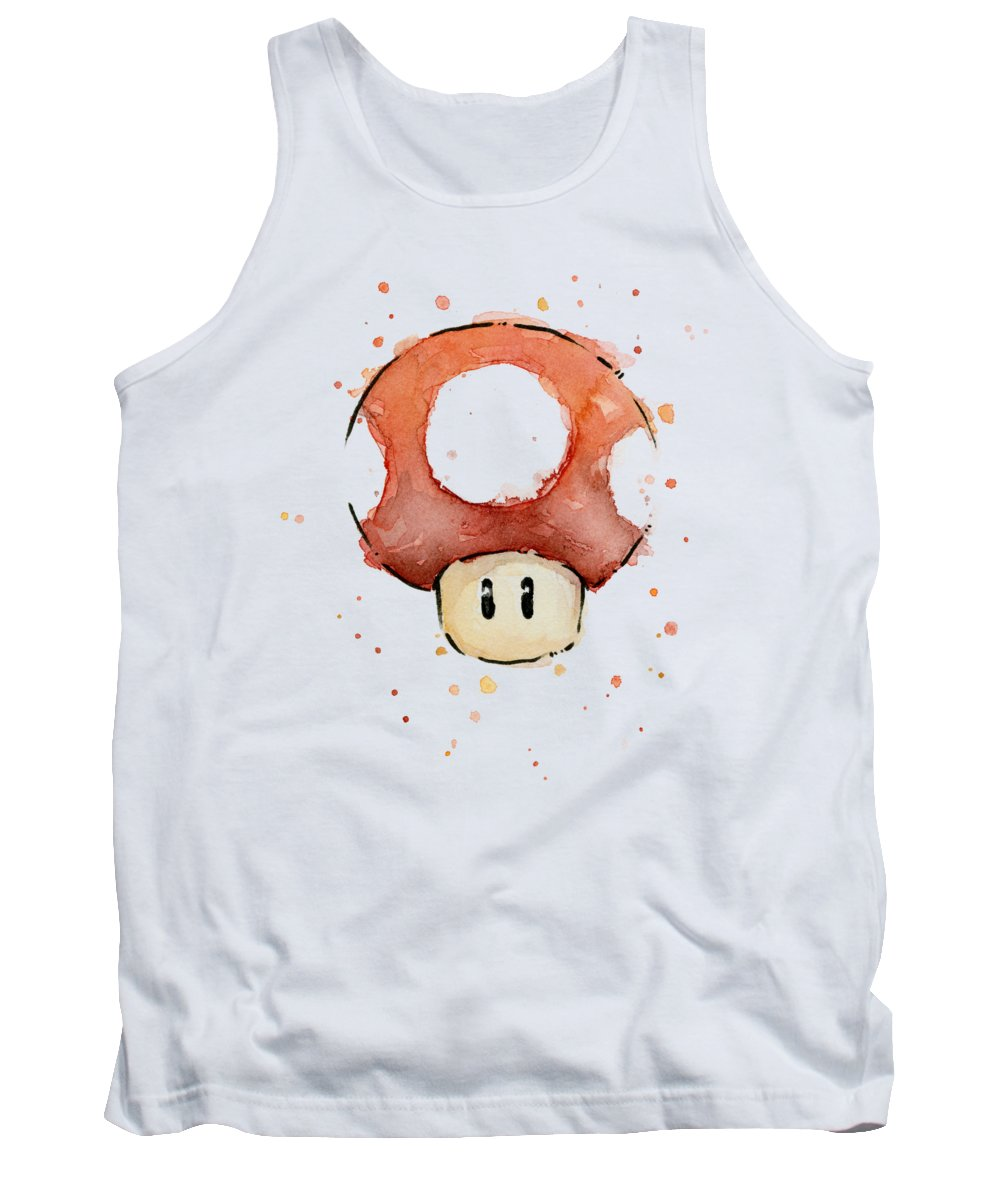 Mushroom Tank Tops
