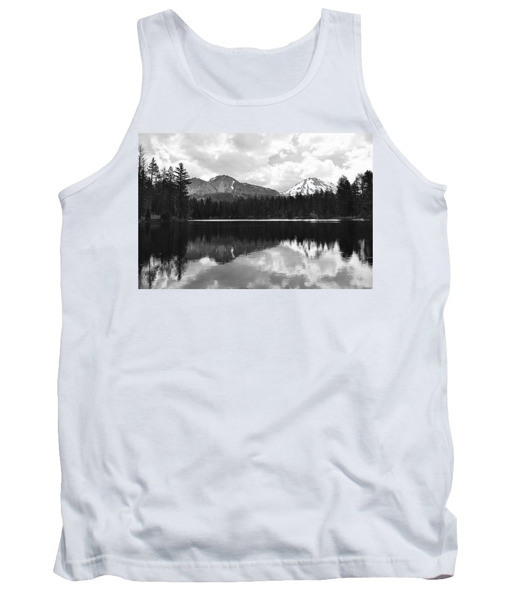 Reflection Lake Tank Top featuring the photograph Reflection Lake by Sagittarius Viking