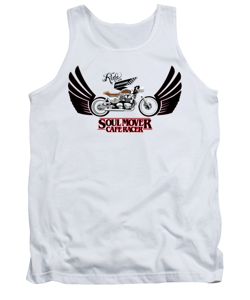 Winged Tank Tops