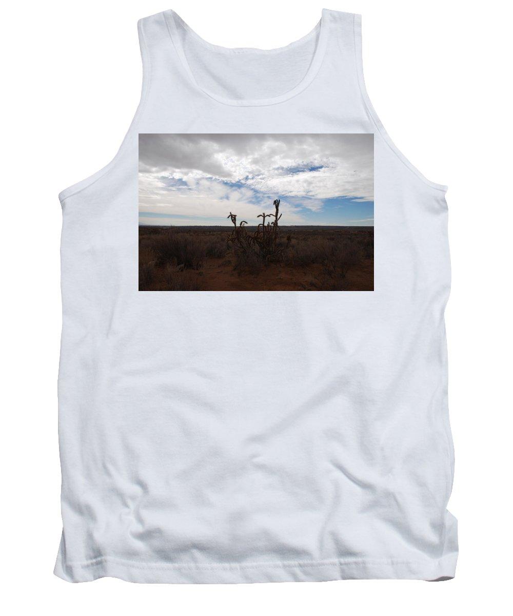 New Mexico Tank Top featuring the photograph Rio Rancho New Mexico by Rob Hans
