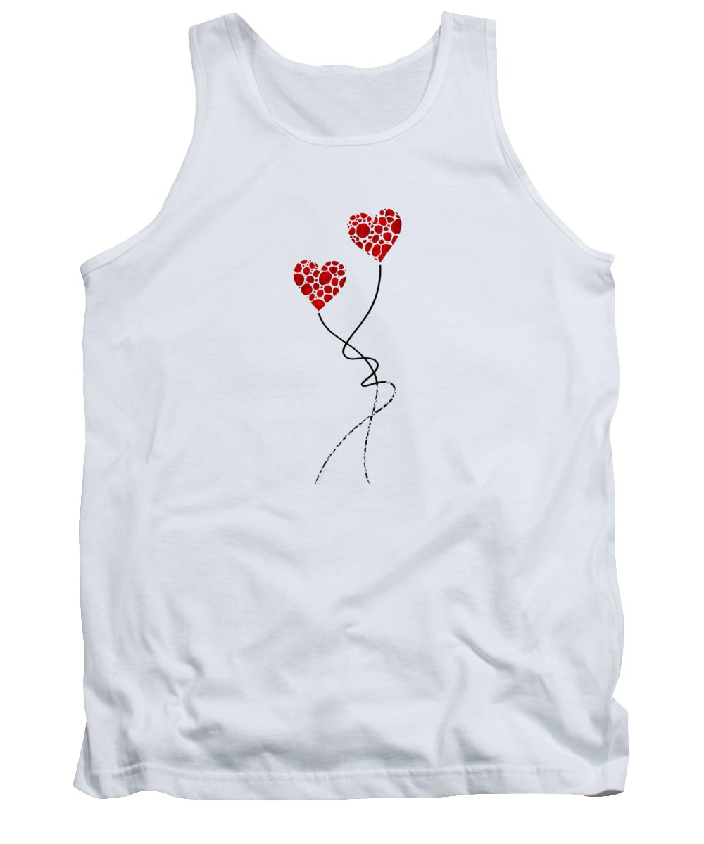Embrace Paintings Tank Tops