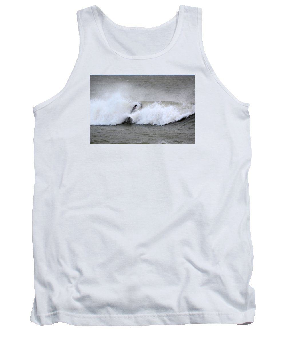 Tank Top featuring the photograph Sean 8 by Dave Johnson