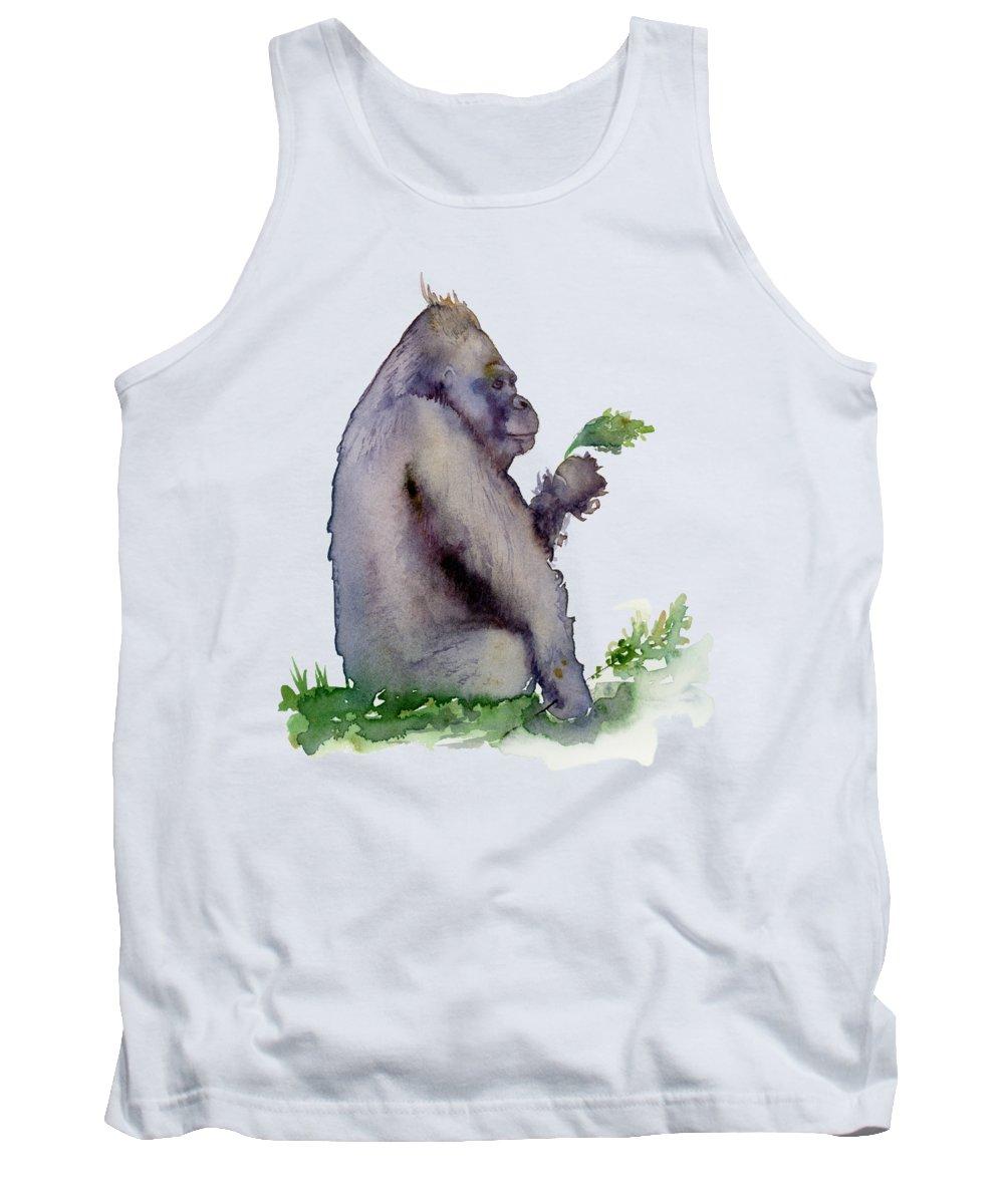 Gorilla Tank Tops